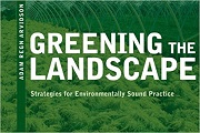 Greening the landscape cover