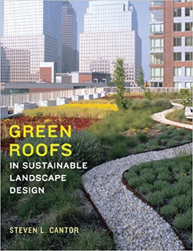 Green roofs in sustainable landscape design cover