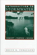 Introduction to stormwater cover