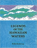 Legends of the Hawaiian waters cover