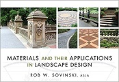 Materials and their applications in landscape design cover