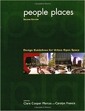 People places : design guidelines for urban open space cover