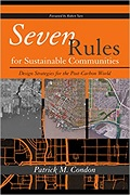 Seven rules for sustainable communities cover