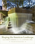 Shaping the American landscape cover