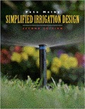 Simplified irrigation design cover