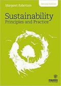 Sustainability principles and practice cover