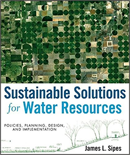 Sustainable solutions for water resources cover