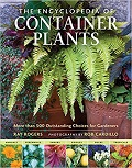 The encyclopedia of container plants cover