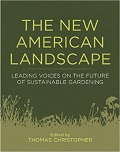 The new American landscape cover