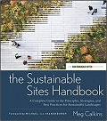 The sustainable sites handbook : a complete guide cover