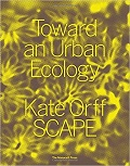 Toward an urban ecology cover