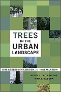 Trees in the urban landscape cover