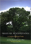 Trees of Pennsylvania : a complete reference guide cover