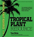 Tropical plant resource cover