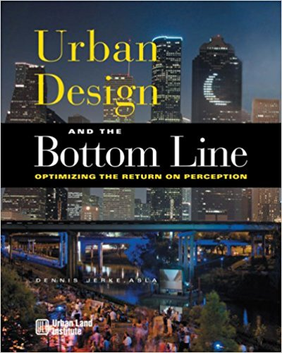 Urban design and the bottom line cover
