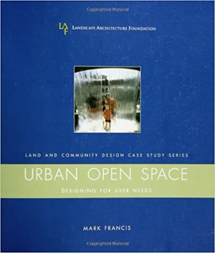 Urban open space cover