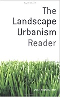 The landscape urbanism reader cover