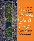 The nature of urban design cover