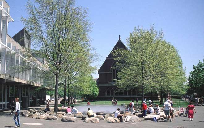 Tanner 1. Tanner Fountain   The Landscape Architect s Guide to Boston