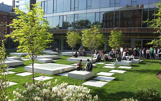 North Point Toyota >> Northwest Laboratory Courtyard | The Landscape Architect's ...