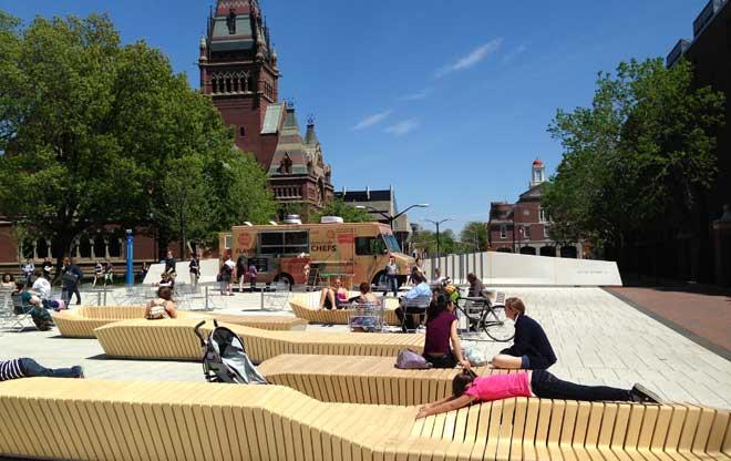The Plaza The Landscape Architect S Guide To Boston