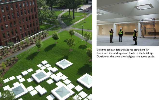 Northwest Laboratory Courtyard The Landscape Architect S