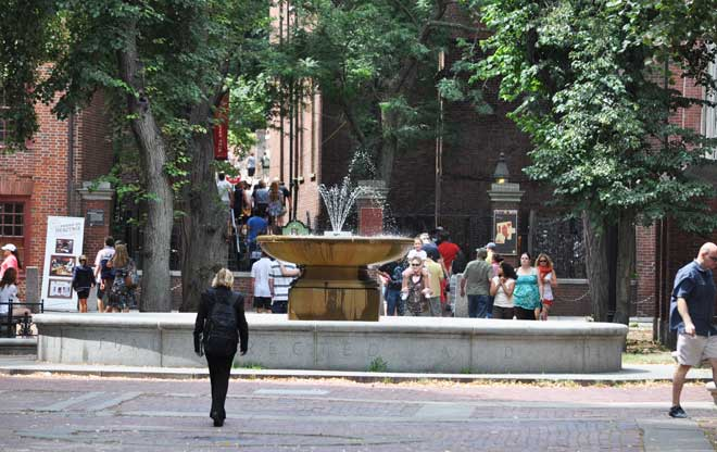 Prado's Fountain