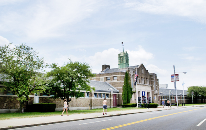 L Street Bathhouse and Curley Community Center