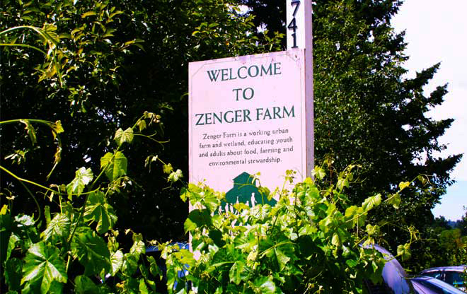 Zenger Farm | The Landscape Architect's Guide to Portland