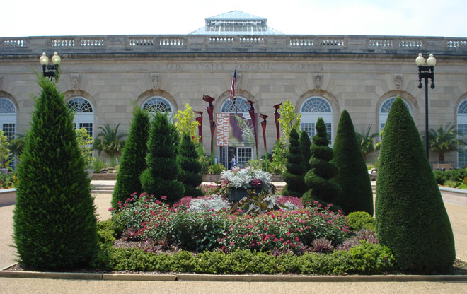 Superbe The U.S. Botanic Garden Bartholdi Park | The Landscape Architectu0027s Guide To  Washington, D.C.