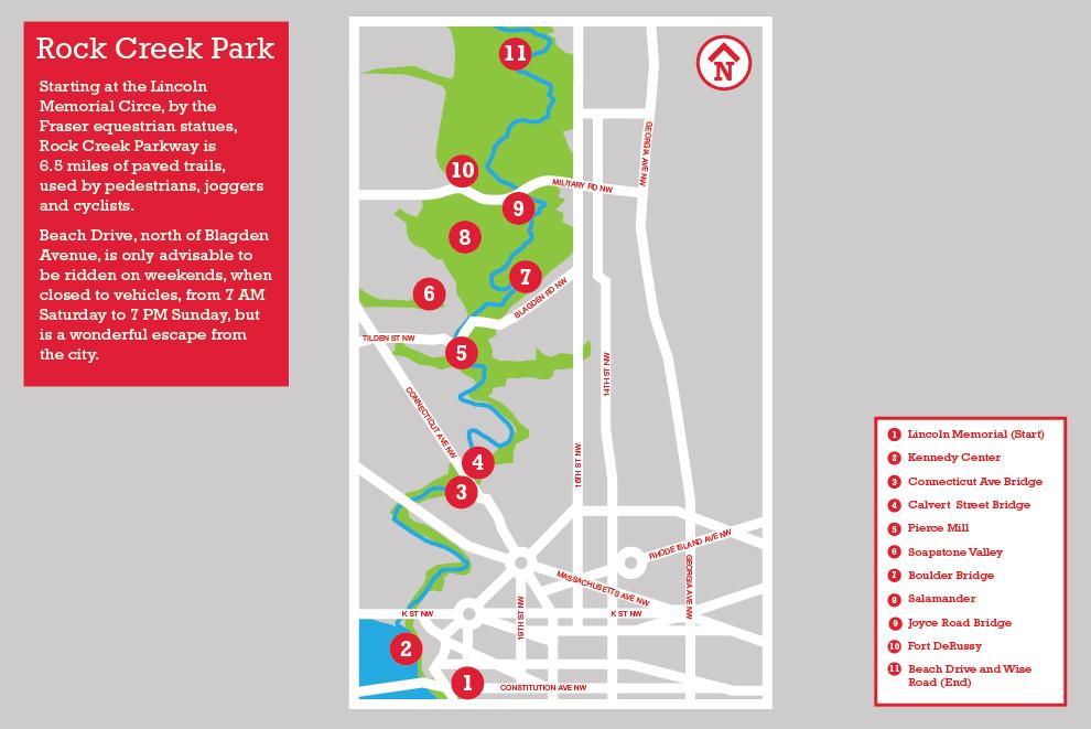 rock creek park the landscape architect�s guide to
