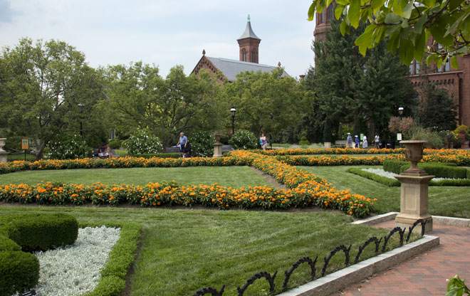 Enid Haupt Garden | The Landscape Architect\'s Guide to Washington, D.C.
