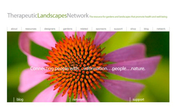 Therapeutic Landscapes - Website