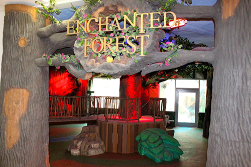 Cre8 Enchanted Forest 2